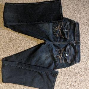 Flawless Wallflower size 3 jeans